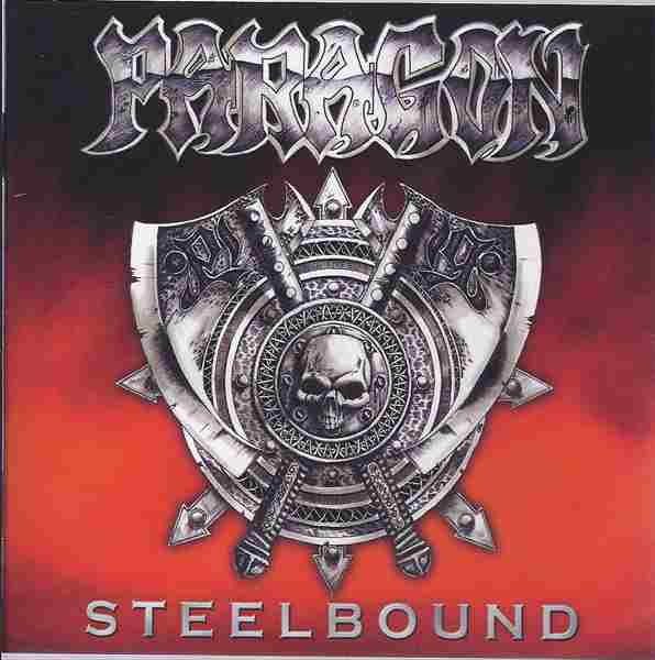 STEELBOUND RE-RELEASE 2 CD